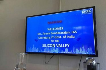 Inventus Law hosts the Indian Union IT Secretary Ms. Aruna Sundararajan at Palo Alto offices