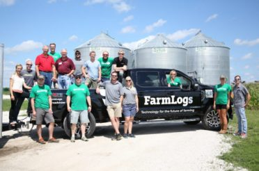 VentureBeat article on our client Farmlogs