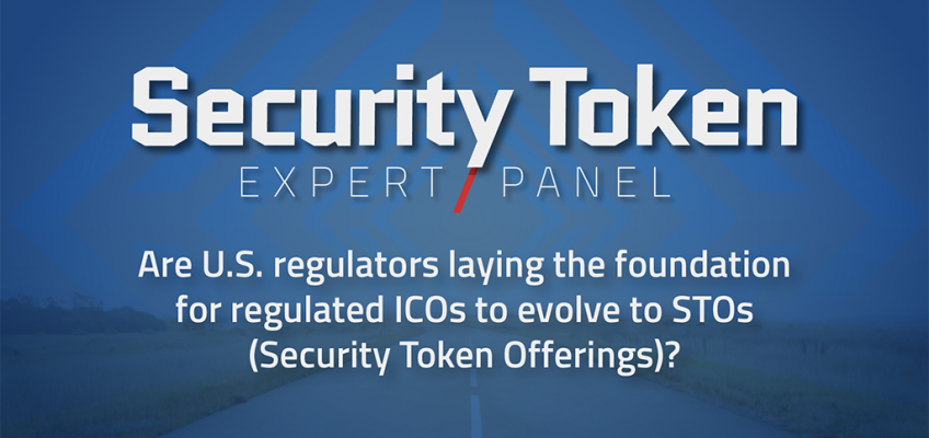 Anil Advani on Security Token Expert Panel