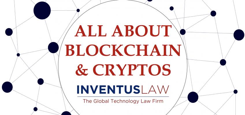 Inventus Law Sponsors Blockchain & Crypto Talk in Singapore