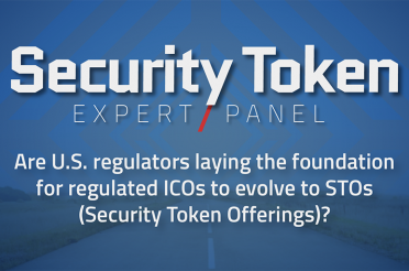 Anil Participating in Security Token Expert Panel