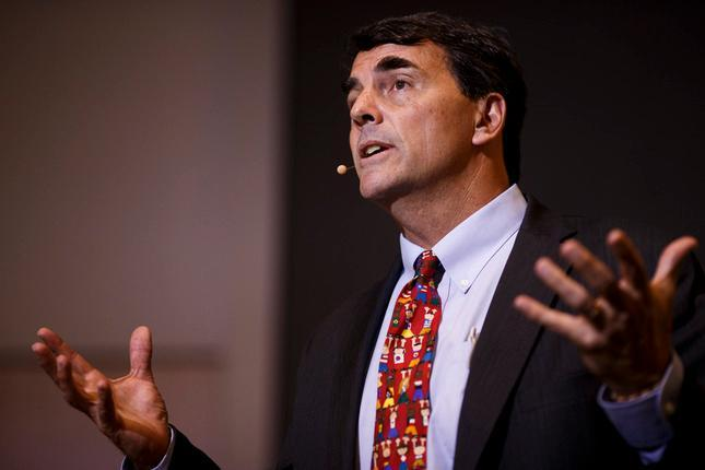 Tim Draper Speaking @ Innotrek 2018