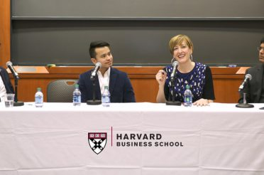 Anil Speaking on Harvard Business School  ICO Panel